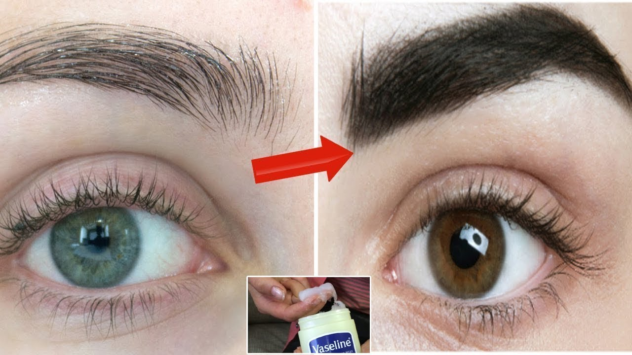 n just 3 Days Grow Long & Thicker Eyebrows Naturally ...