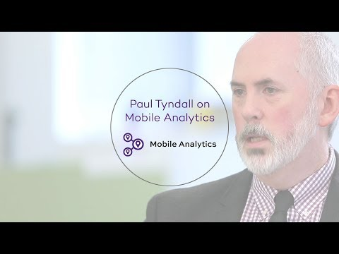 Paul Tyndall Discusses Mobile Analytics