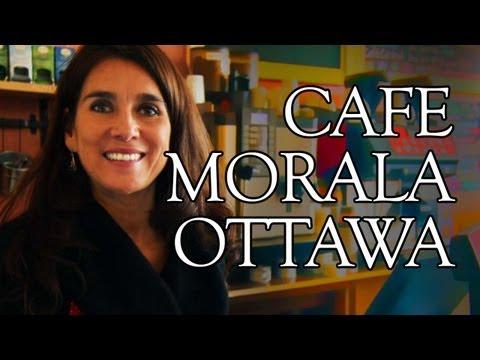 Cafe Morala Ottawa - A Diane & Jen Spotlight
