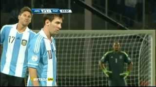 Lionel Messi ● 2 Goals vs Hong Kong ● Argentina 7-0 Hong Kong