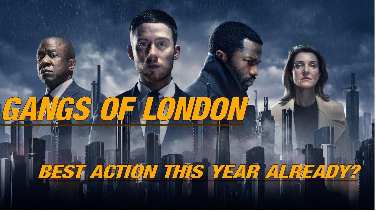 Gangs Of London Sky Cinemax Series Review Watch It Youtube
