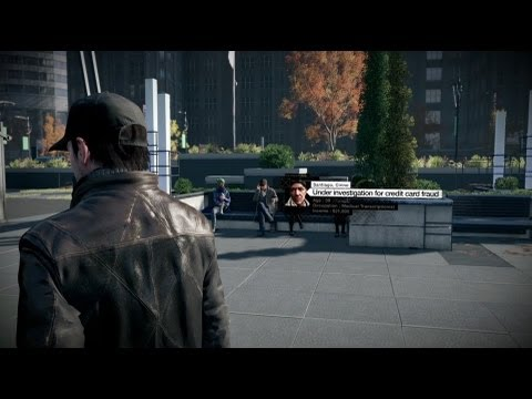 Watch Dogs - Hacking the City