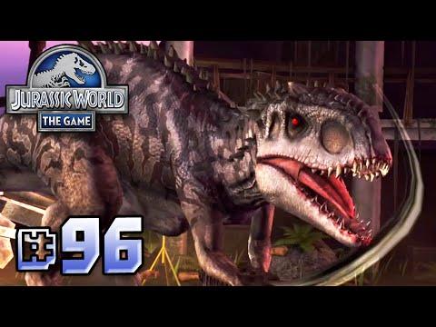 INDOMINUS RULES!!!!    Jurassic World - The Game - Ep 96 HD