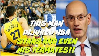 Would Getting RID of ZAZA Make The NBA SAFER?