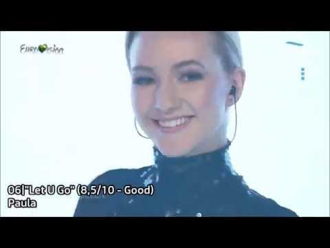 Eurovision 2017 | Lithuania - My Top 24(49) Songs (Eurovizijos 2017)