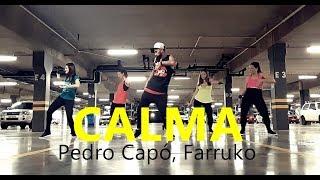 Calma Pedro Cap, Farruko Zumba Coreografia Cia Art Dance.mp3