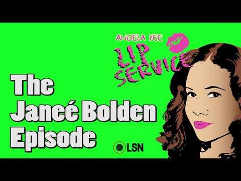 Download Youtube: Angela Yee's Lip Service: Janeé Bolden