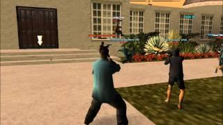 The Rifa Gang vs. La Cosa Nostra |Crime Streets RPG:Green