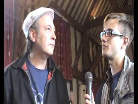 Killing Joke Interview - Sonisphere Festival 2011