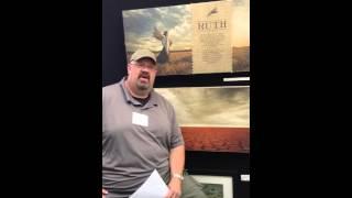 Paul Ernst, Visual Storyteller at Cottonwood Art Festival