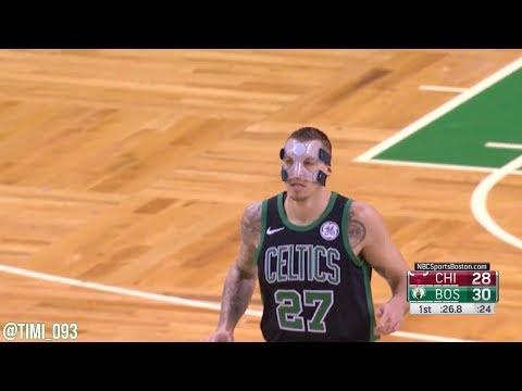 Daniel Theis Highlights vs Chicago Bulls (10 pts, 15 reb, 2 ast)