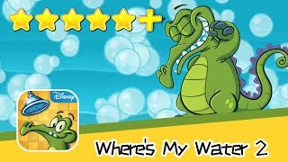 Where's My Water? 2 Chapter 5 Level 109 Walkthrough All Levels 3 Stars! Recommend index five stars+