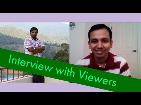 Interview with Viewers by Dindigul P.Chinnaraj Astrologer