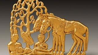 В Сибири стояли тысячи древних курганов полных золота и до ХVII века их никто не разорял