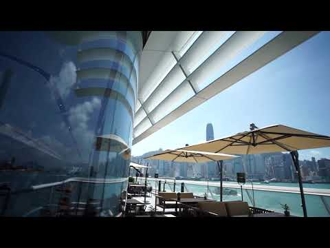 """Hong Kong's Newest Tourist Attraction -- """"Ocean Terminal Deck"""" is Open to the Public"""