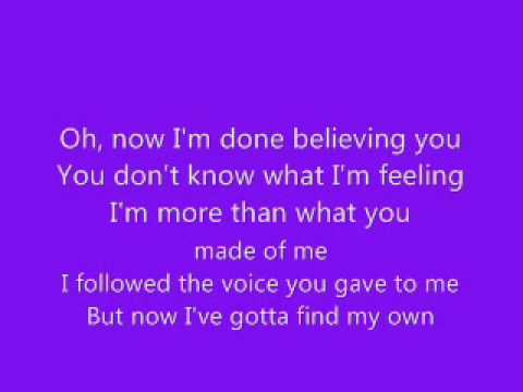 BEYONCE KNOWLES - WORK IT OUT LYRICS