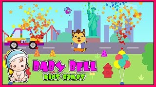 Car game for toddlers - kids racing cars games | Baby Bell - Kids Games