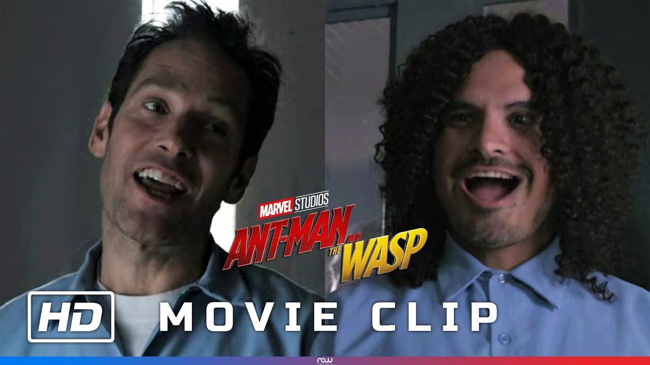"""Download Ant-Man and The Wasp – """"Luis Storytelling"""" Movie Clip [HD]"""