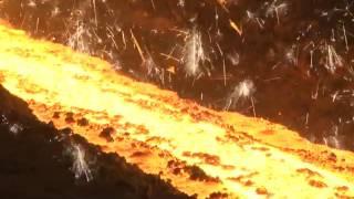 Как закаляется сталь. Производство чугуна Метинвестом(Описание., 2016-06-24T12:53:23.000Z)