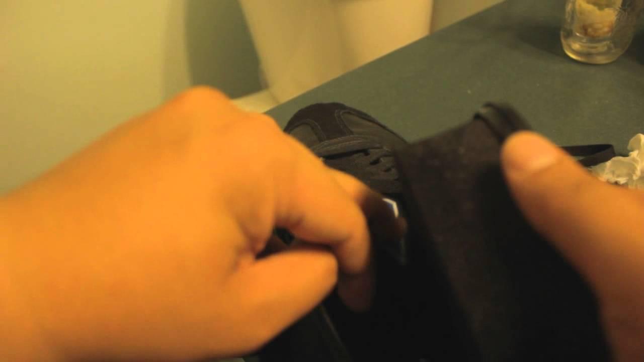 Adidas Originals Samba Squeaking Fix - YouTube