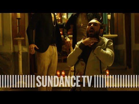 GOMORRAH | Conte's Fate (Behind the Scenes) | SundanceTV