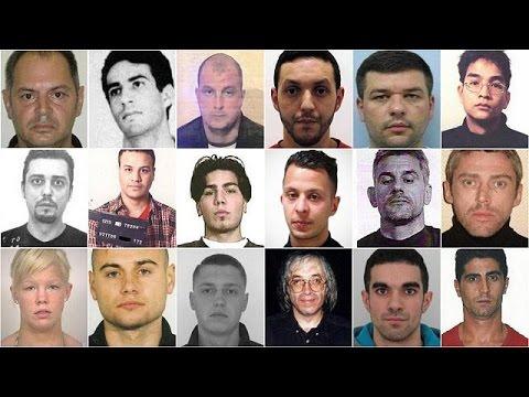 Europes Most Wanted Die Verbrecher Webseite Von Europol Youtube