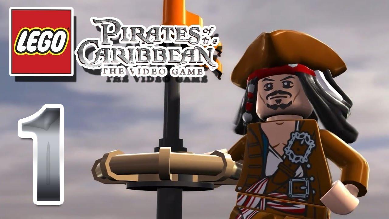 Lets Play Lego Fluch Der Karibik Part 1 Flucht Aus Port Royal