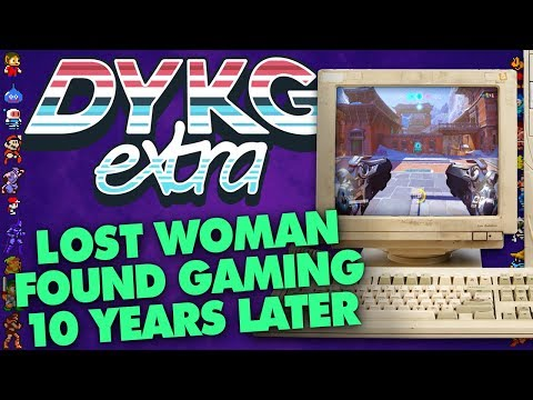 Woman Found Gaming After Being Missing 10 Years - Did You Know Gaming extra Feat. Greg
