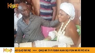 Actress Regina Daniels traditionally ties the knot with Billionaire Husband Ned Nwoko
