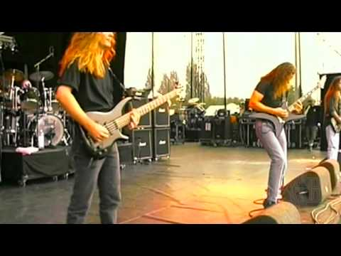 """Death - """"Flesh and the Power it Holds"""" - Live in Eindhoven '98 - [08-11][HD]"""
