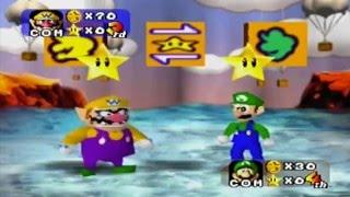 MidniteandBeyond - Mario Party