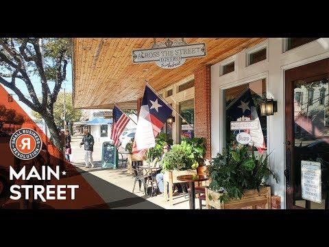 Season 4 Main Street Revival Finalist: Corsicana, TX | Small Business Revolution