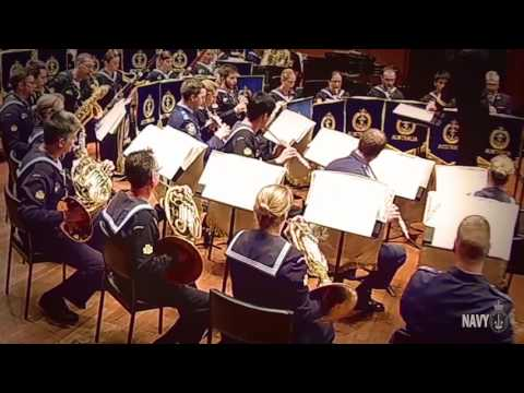 Pinocchio - Ferrer Ferran - Performed by the Royal Australian Navy Wind Orchestra 2016