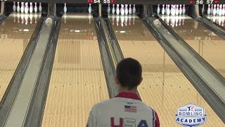 High Quality Videos for Bowlers of all Skill Levels.