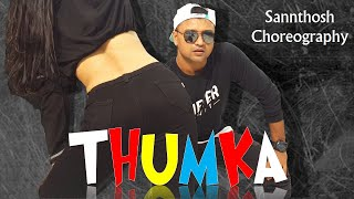 YO YO Honey Singh: Thumka Dance Cover | Pagalpanti | Sannthosh Choreography