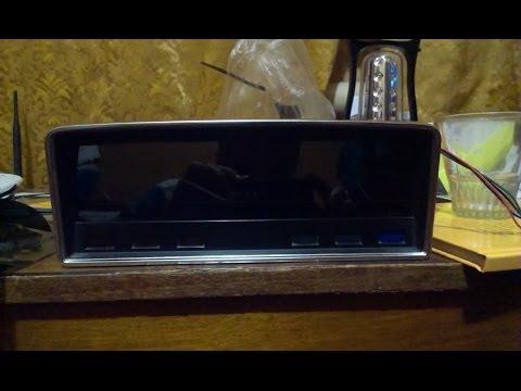 Приборная панель ВАЗ 2101 LED RGB (тонировка)