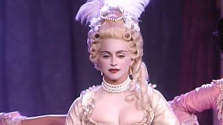 Madonna - Vogue (Live at the MTV Awards 1990) - Remastered (Enhanced)