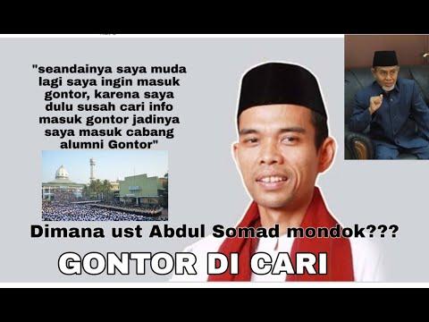 ust-abdul-somad-ternyata-lulusan-pondok-alumni-gontor