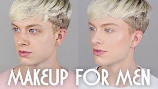 Mens Makeup Tutorial | PatrickStarrr