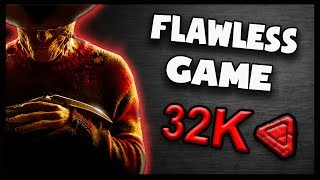 Flawless Game with the New Freddy   Reworked Freddy Gameplay - Dead by Daylight thumbnail