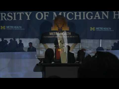 Metro Health: University of Michigan Health Affiliation Launch