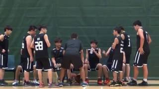 Chinese International School(CNIS)Basketball Match