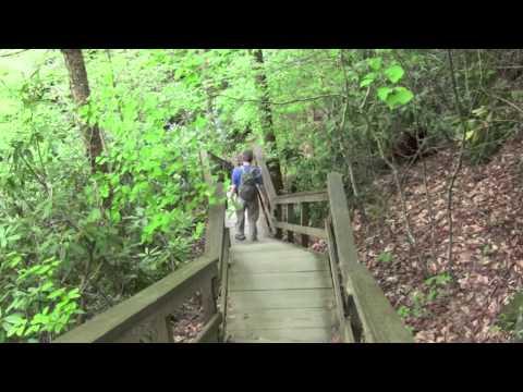 Dingmans Falls at Delaware Water Gap NRA