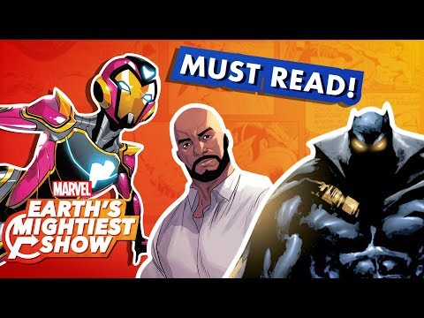 5 Essential Comics for Celebrating Black History Month | Earth's Mightiest Show Bonus