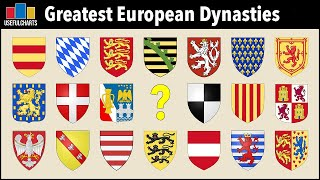 Which European Royal House is the Greatest of All Time? | Top 10 Countdown