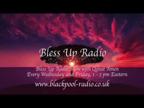Bless Up Radio w/Special Guest JAH RAIN July 1, 2016