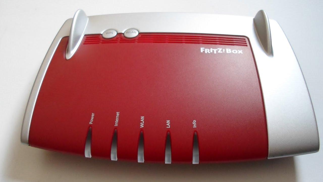 AVM Fritz!Box 4040 Test