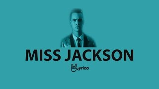 Miss Jackson LYRIC VIDEO Panic! At the Disco