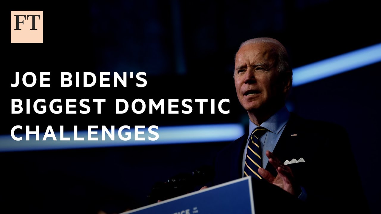 Even with majorities in Congress, Biden faces a hard time getting his ...