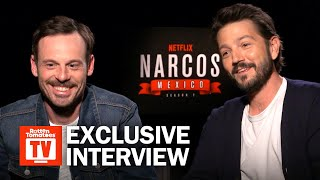 Diego Luna, Scoot McNairy, and Co. on Crafting Epic Villains in 'Narcos: Mexico' | Rotten Tomatoes